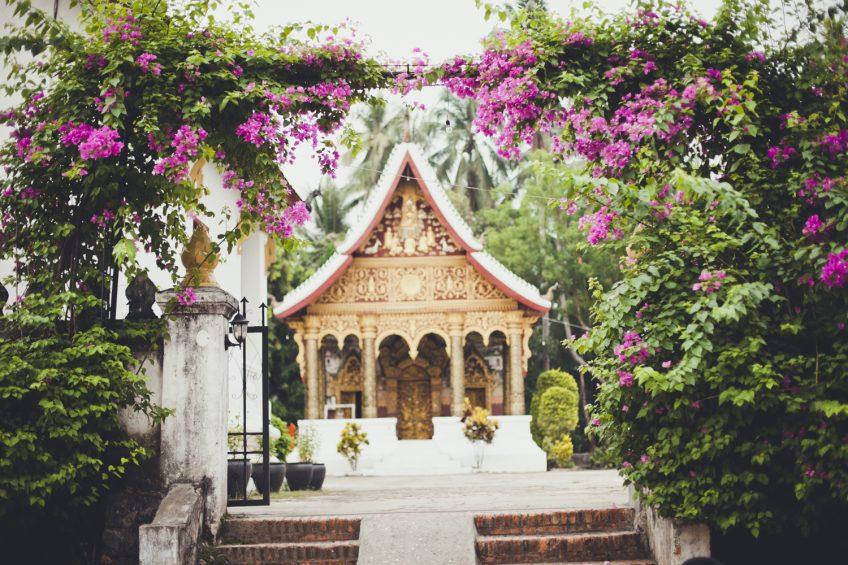 ラオスを旅した記憶 東南アジア旅行