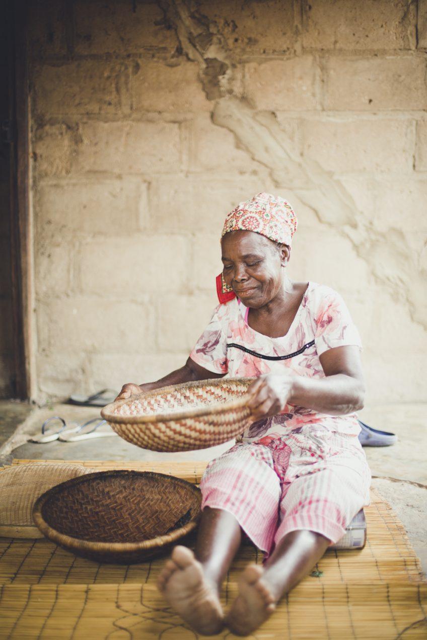 モザンビーク家庭料理と現地の生活にお邪魔