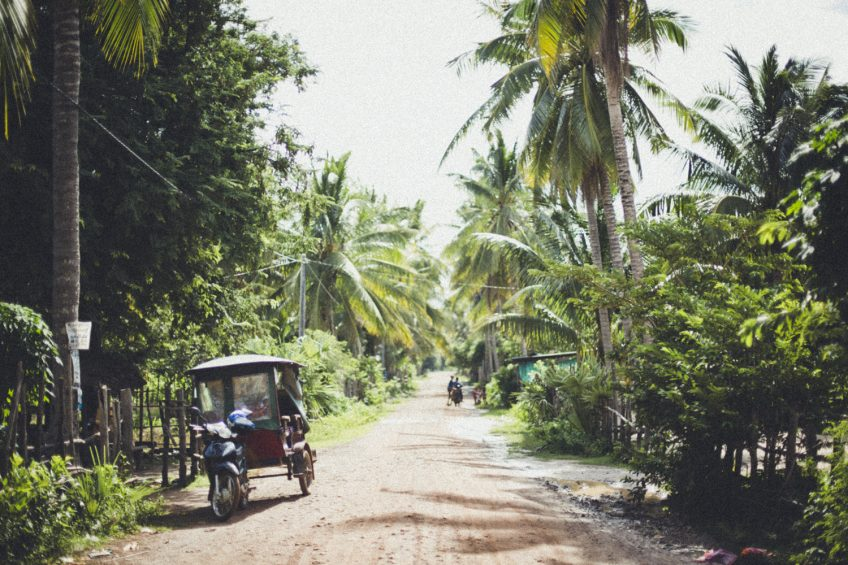 カンボジアに行ってきました