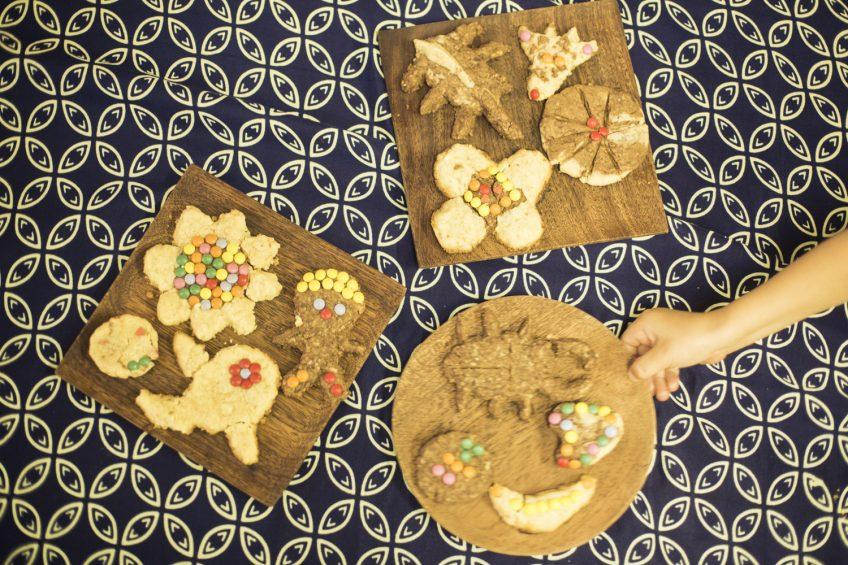 創作クッキー Creative Cookies アイデアクッキー