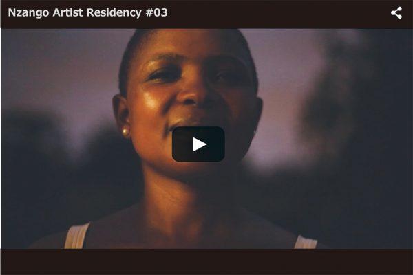 #03 Nzango Artist Residency