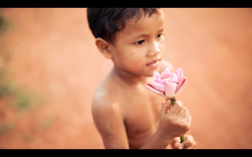 カンボジアで撮影スタート